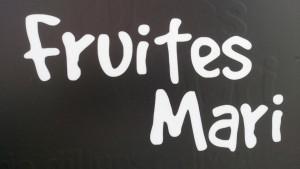 Logo Fruites Mari