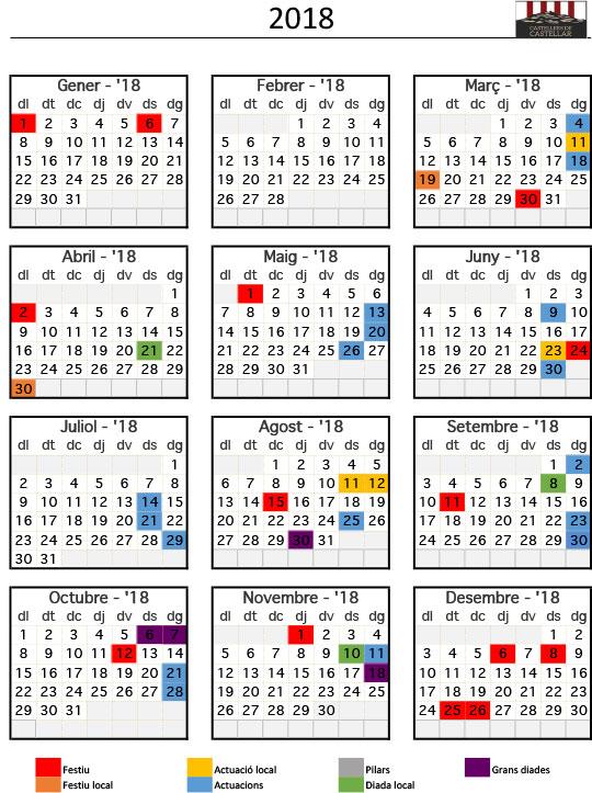 Resum-calendari-2018